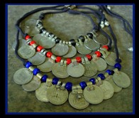 Kuchi Coin Necklace